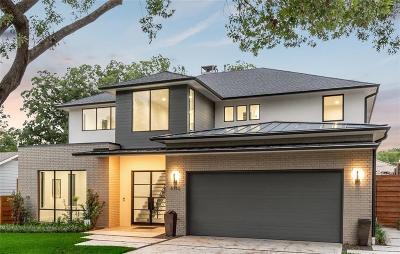 Dallas TX Single Family Home For Sale: $1,329,000