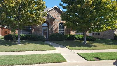 Allen Single Family Home Active Option Contract: 1819 Olympia Drive