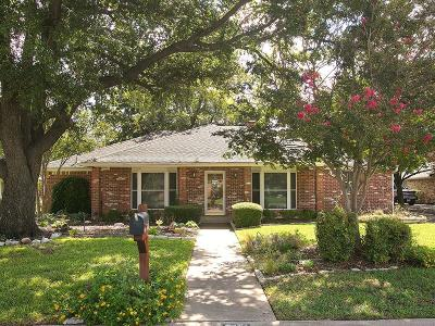 Trophy Club Single Family Home Active Option Contract: 108 Oakmont Drive