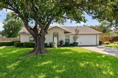 Carrollton Single Family Home For Sale: 2302 Greenwood Circle