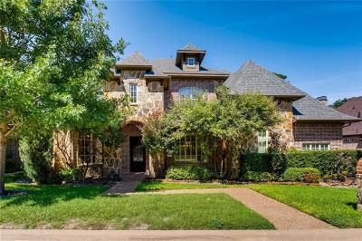 McKinney Single Family Home For Sale: 3400 Ticonderoga