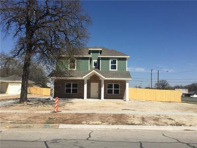North Fort Worth Single Family Home For Sale: 1400 Lee Avenue