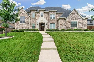 Prosper Single Family Home For Sale: 1041 Double B Trail