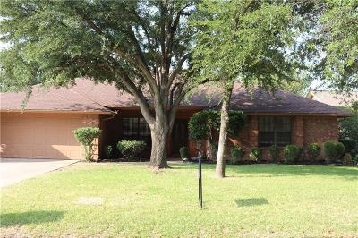 Trophy Club Single Family Home For Sale: 131 Creek Courts Drive