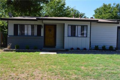 Hurst Single Family Home Active Option Contract: 769 Thomas