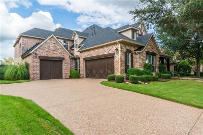 Frisco Single Family Home For Sale: 5095 Stillwater Trail