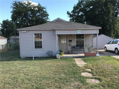Duncanville Single Family Home For Sale: 234 W Wheatland Road