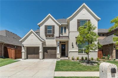Mckinney Single Family Home For Sale: 6804 Oconee Drive