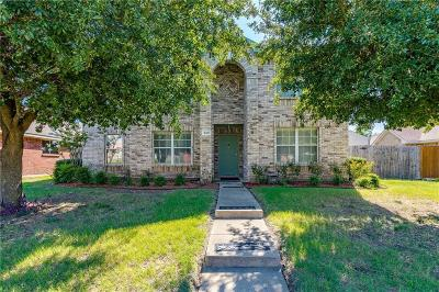 Cedar Hill Single Family Home For Sale: 340 Timberline Drive