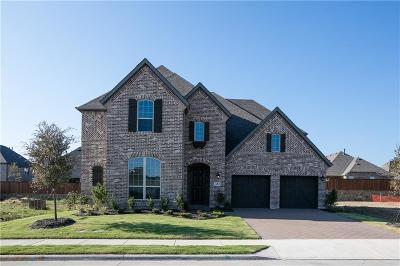 Prosper Single Family Home For Sale: 1651 Quail Creek Lane