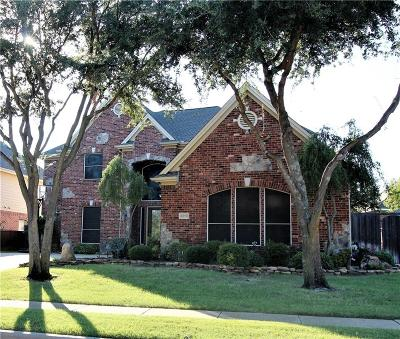 Rowlett Single Family Home For Sale: 4313 Glenridge Drive