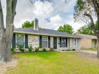 Garland Single Family Home For Sale: 4905 Frontier Road