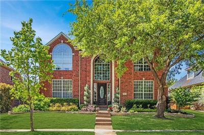 Irving Single Family Home For Sale: 7525 Sweetgum Drive