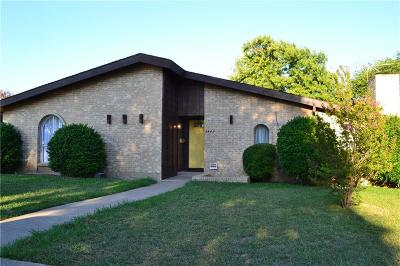 Garland Single Family Home For Sale: 3449 Flagstone Drive