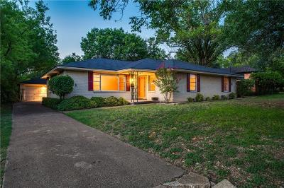 Dallas County Single Family Home For Sale: 2451 Southwood Drive