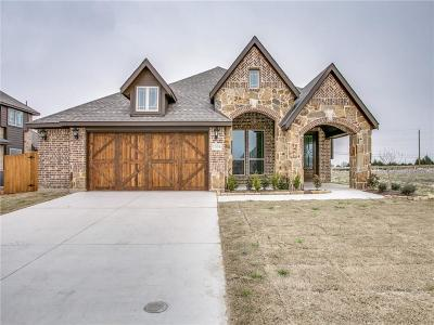 Waxahachie Single Family Home For Sale: 1554 Harrison Circle