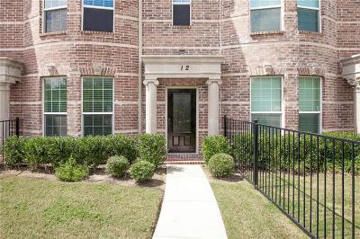 Lewisville Condo For Sale: 2500 Rockbrook Drive #1C-12