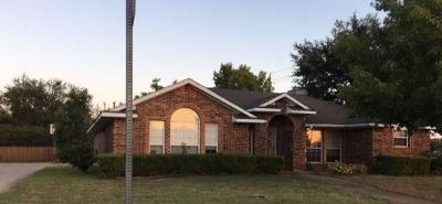 Mesquite Single Family Home For Sale: 2622 Palisades Place