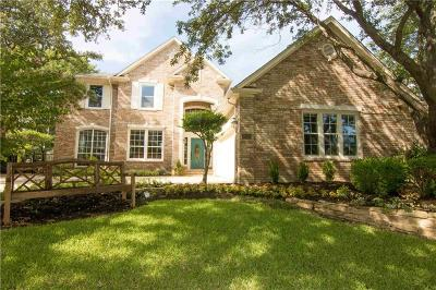 Irving Single Family Home Active Option Contract: 2029 Primrose Drive