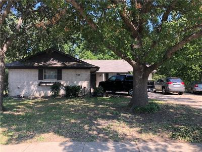 Plano Single Family Home For Sale: 1629 Timberline Drive