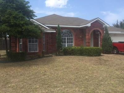 Cedar Hill Single Family Home For Sale: 941 McGehee Avenue