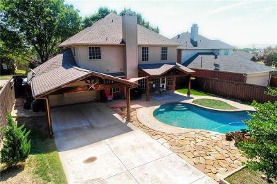 Allen Single Family Home Active Option Contract: 28 Harper Drive