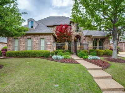 Mckinney Single Family Home For Sale: 6705 Knollwood Drive