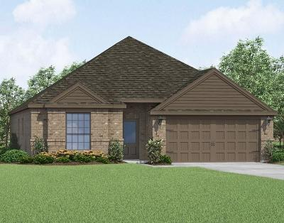 Crowley Single Family Home For Sale: 1440 Conley Lane