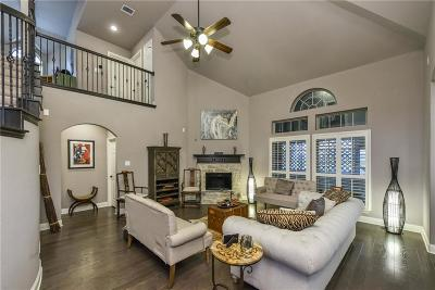 Grand Prairie Single Family Home Active Option Contract: 2835 Sendero