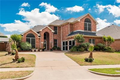 Mesquite Single Family Home For Sale: 1906 Brandy Station Drive