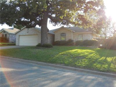 Weatherford Single Family Home For Sale: 229 Cardinal Court
