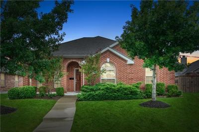 Frisco Single Family Home For Sale: 13821 Fall Harvest Drive