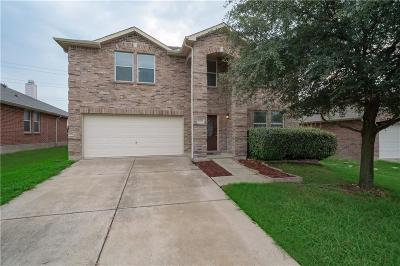 Frisco Single Family Home For Sale: 12870 Pearson Drive