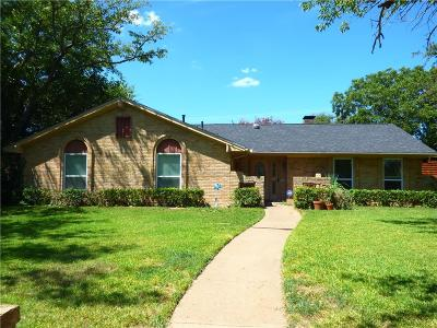 Duncanville Single Family Home Active Option Contract: 1023 Greenway Drive