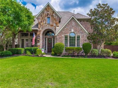 Keller Single Family Home For Sale: 811 Pond Springs Court