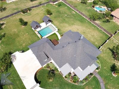 Abilene Single Family Home For Sale: 942 Prado Verde Drive