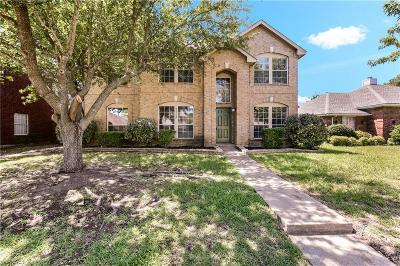 Mesquite Single Family Home For Sale: 2312 Spring Mills Road