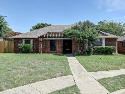 Allen Single Family Home For Sale: 605 Juniper Drive