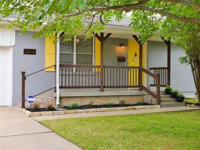 North Richland Hills Single Family Home For Sale: 3606 Reeves Street