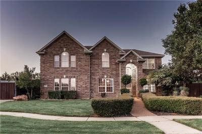 Corinth Single Family Home For Sale: 1307 Corinth Bend