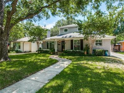 Single Family Home For Sale: 6316 Marquita Avenue