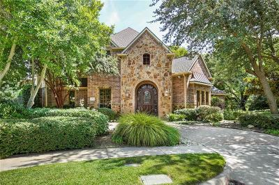 Plano Single Family Home For Sale: 6620 Whispering Woods Court