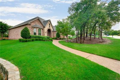 Highland Village Single Family Home Active Option Contract: 709 Windsor Court