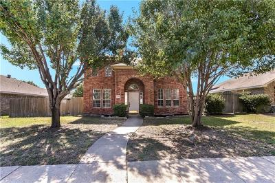 Mesquite Single Family Home For Sale: 2528 Johnson Drive