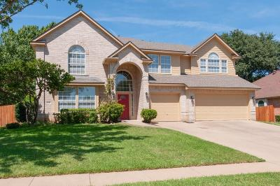 Grapevine Single Family Home For Sale: 2727 Pinehurst Drive