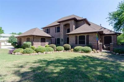 Denton Single Family Home For Sale: 8525 Stallion St.
