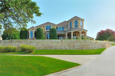 Aledo Single Family Home Active Option Contract: 1420 Keeneland Hill Drive