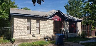 Seagoville Single Family Home For Sale: 614 Netherland Drive
