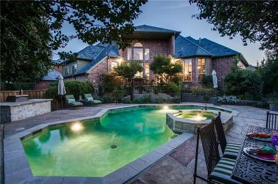 Irving Single Family Home For Sale: 1805 Driskill Drive