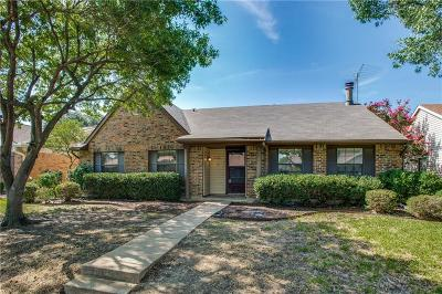 The Colony Single Family Home Active Contingent: 4505 Hale Street
